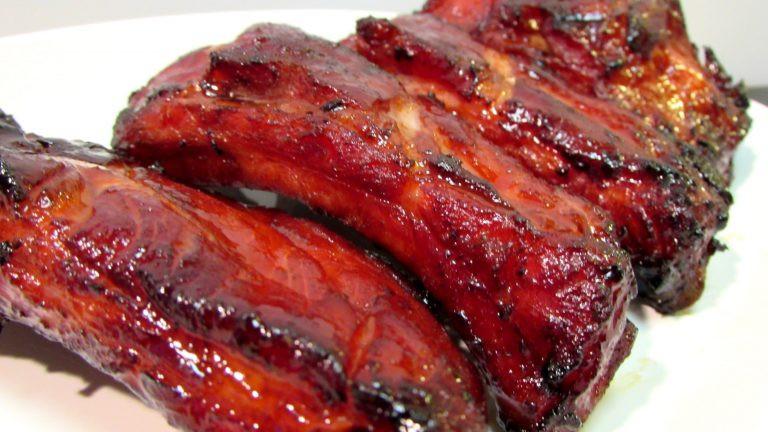 Chinese Spare Ribs Recipes  Asian BBQ Pork Spareribs – BBQ World