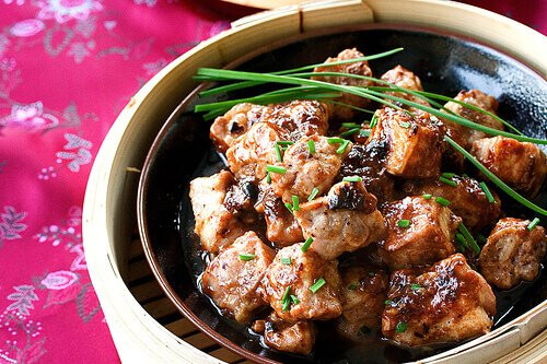 Chinese Spare Ribs Recipes  Chinese Steamed Spareribs with Black Bean Sauce • Steamy