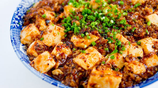 Chinese Tofu Recipes  Mapo Tofu Recipe Chinese Recipes
