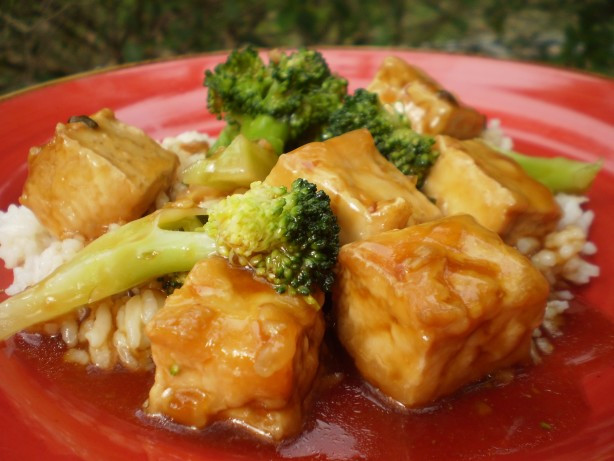 Chinese Tofu Recipes  General Tsos Tofu Recipe Chinese Food