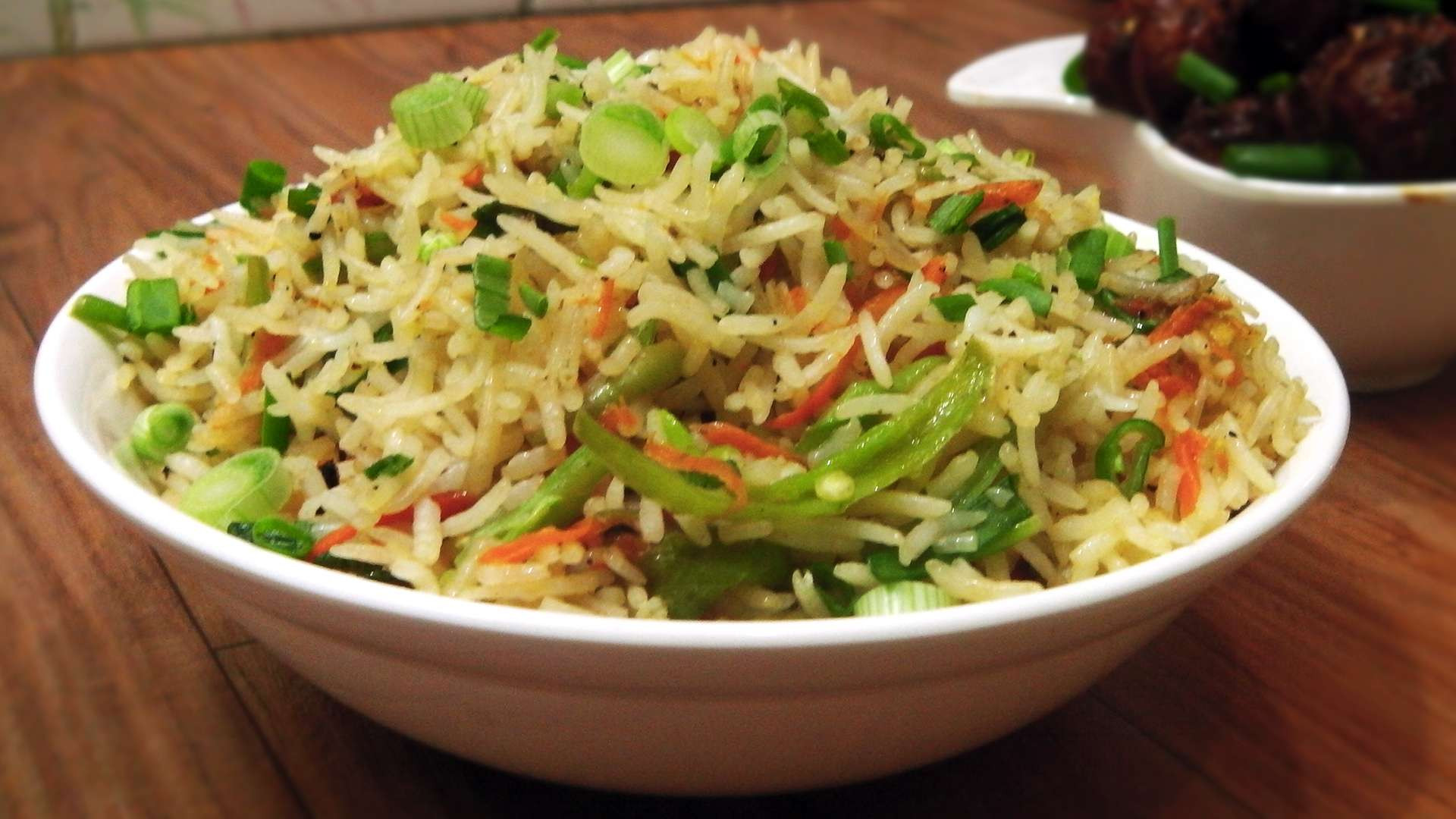 Chinese Vegetable Fried Rice  Quick Fried Rice – CookingShooking