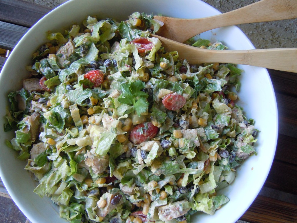 Chipotle Chicken Salad  Let s Make Something Good
