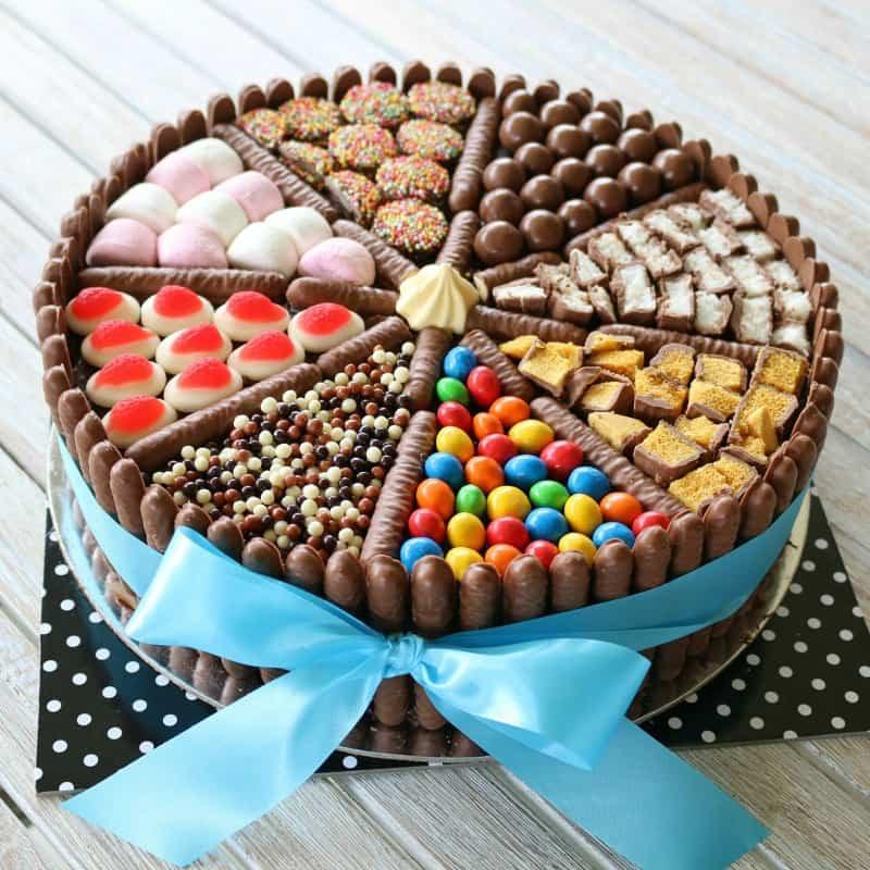 Chocolate Birthday Cake  Easy Chocolate Birthday Cake lies chocolates & more