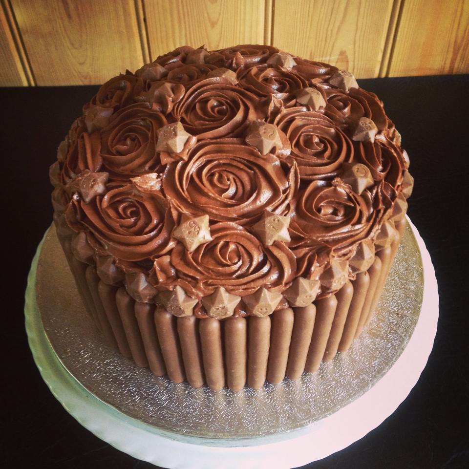 Chocolate Birthday Cake  Mega Chocolate Birthday Cake Sweet Pea s