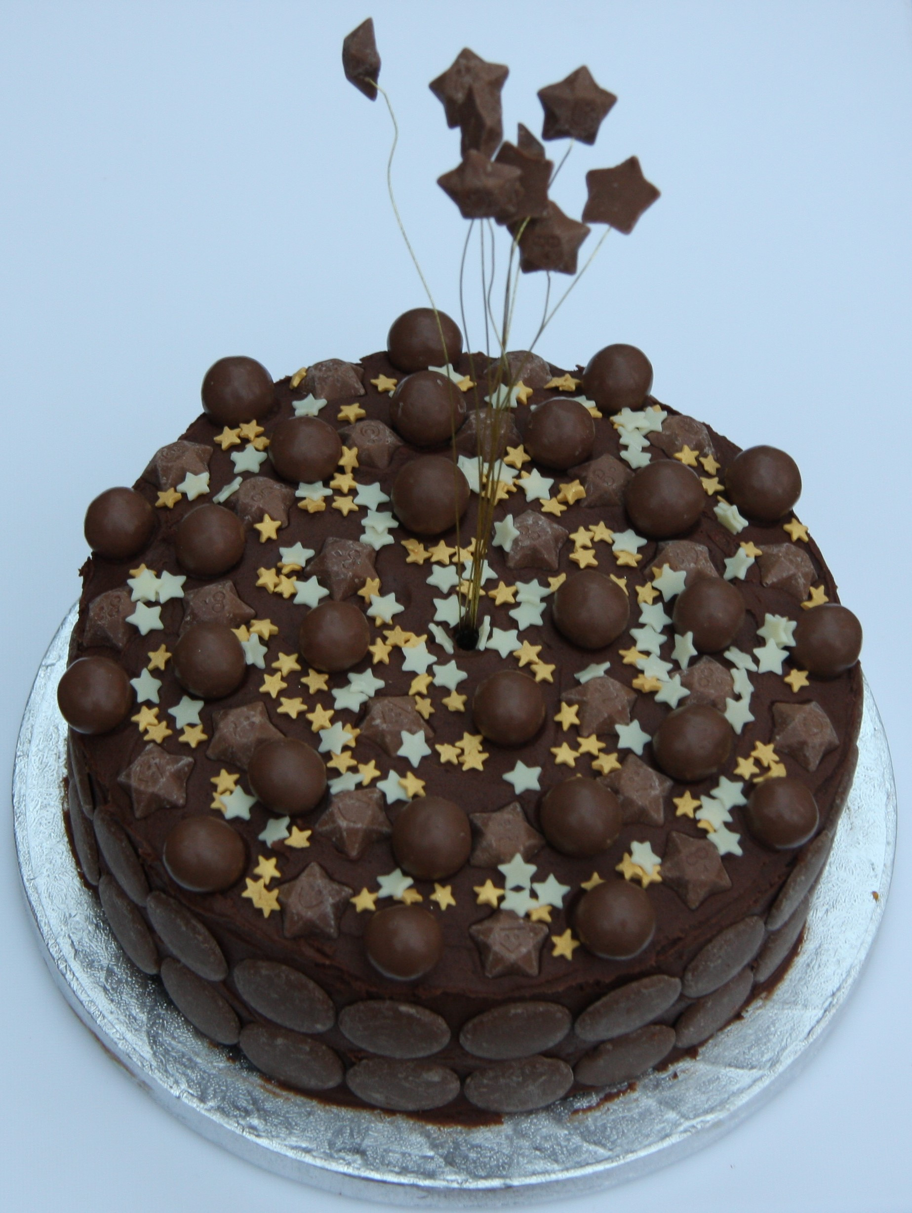 Chocolate Birthday Cake  Chocolate Birthday Cake for Kids and Chocolate Lovers