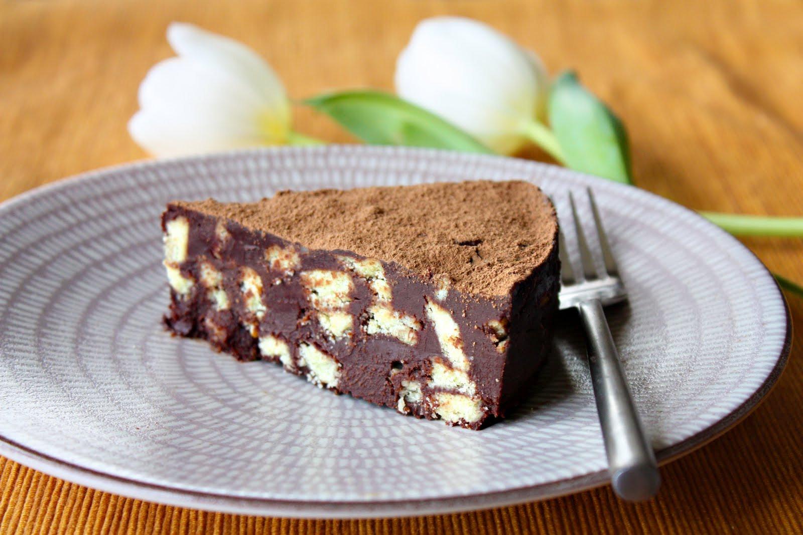 Chocolate Biscuit Cake  Chocolate Biscuit Cake SheSimmers