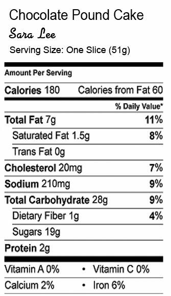 Chocolate Cake Calories  Portillos Chocolate Cake Nutrition Information Nutrition