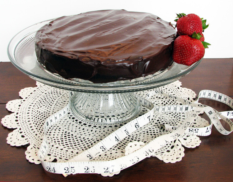 Chocolate Cake For Breakfast  Chocolate Cake for Breakfast Diet Baking Outside the Box
