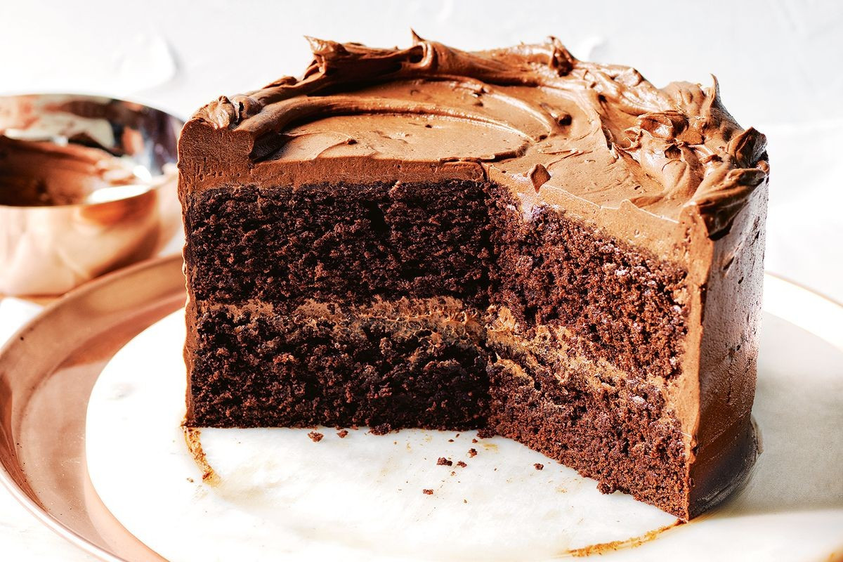 Chocolate Cake Ingredients  Chocolate soup cake Recipes delicious