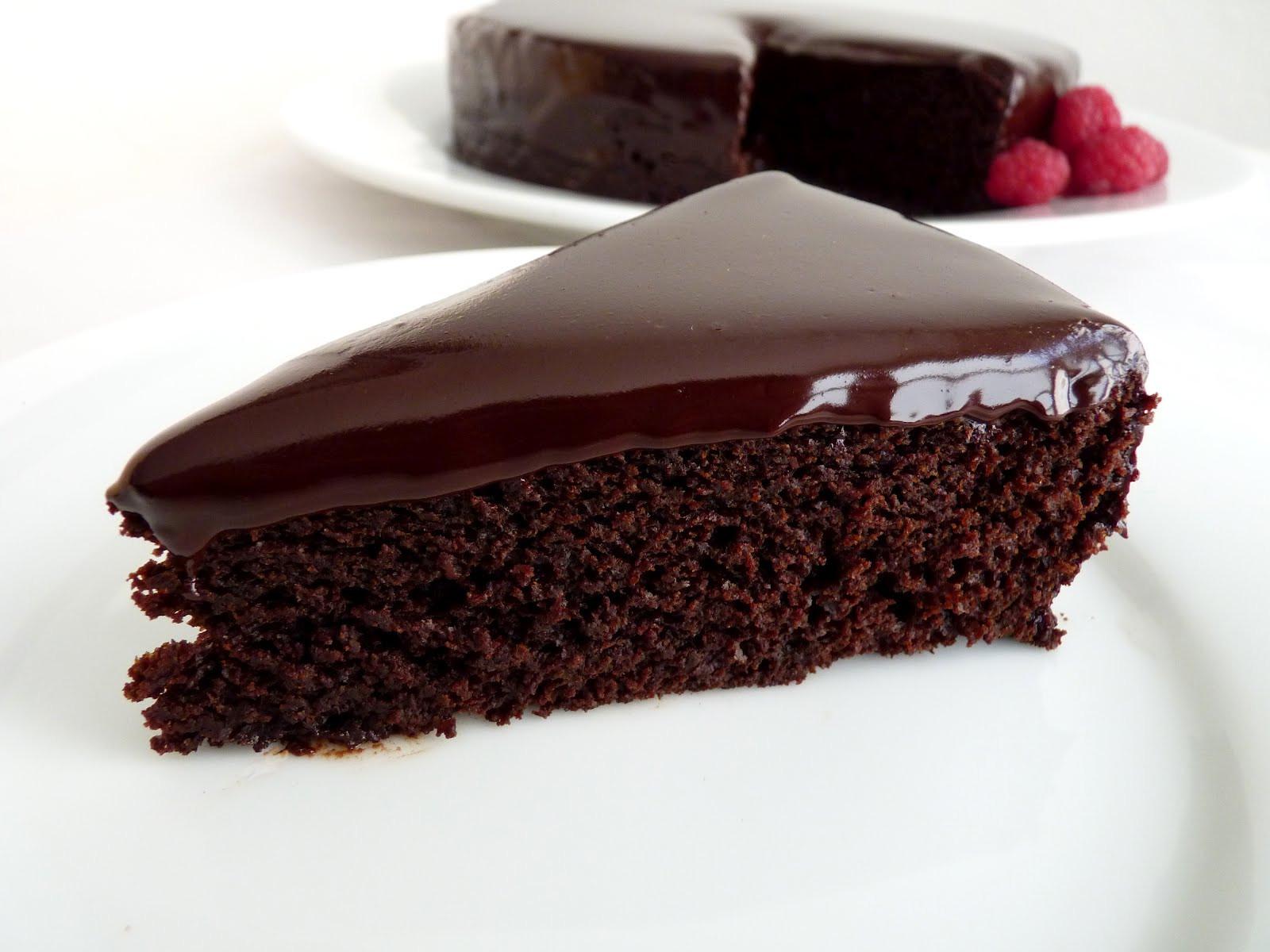 Chocolate Cake Ingredients  pastry studio Double Chocolate Cake