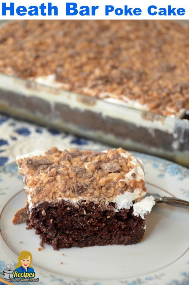 Chocolate Cake Mix Recipes  50 Poke Cake Recipes To Make You Crave For More Every time