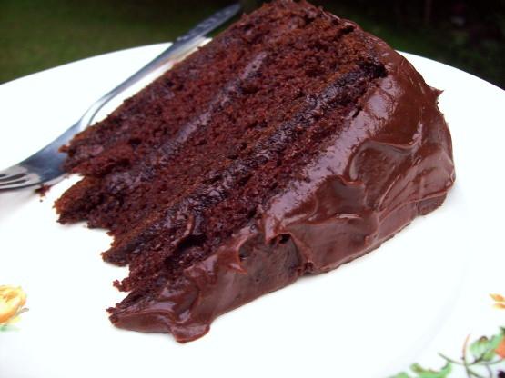 Chocolate Cake Mix Recipes  Darn Good Chocolate Cake Cake Mix Cake Recipe Genius