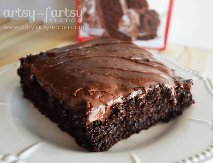 Chocolate Cake Mix Recipes  How to Make a Box Cake Even Better