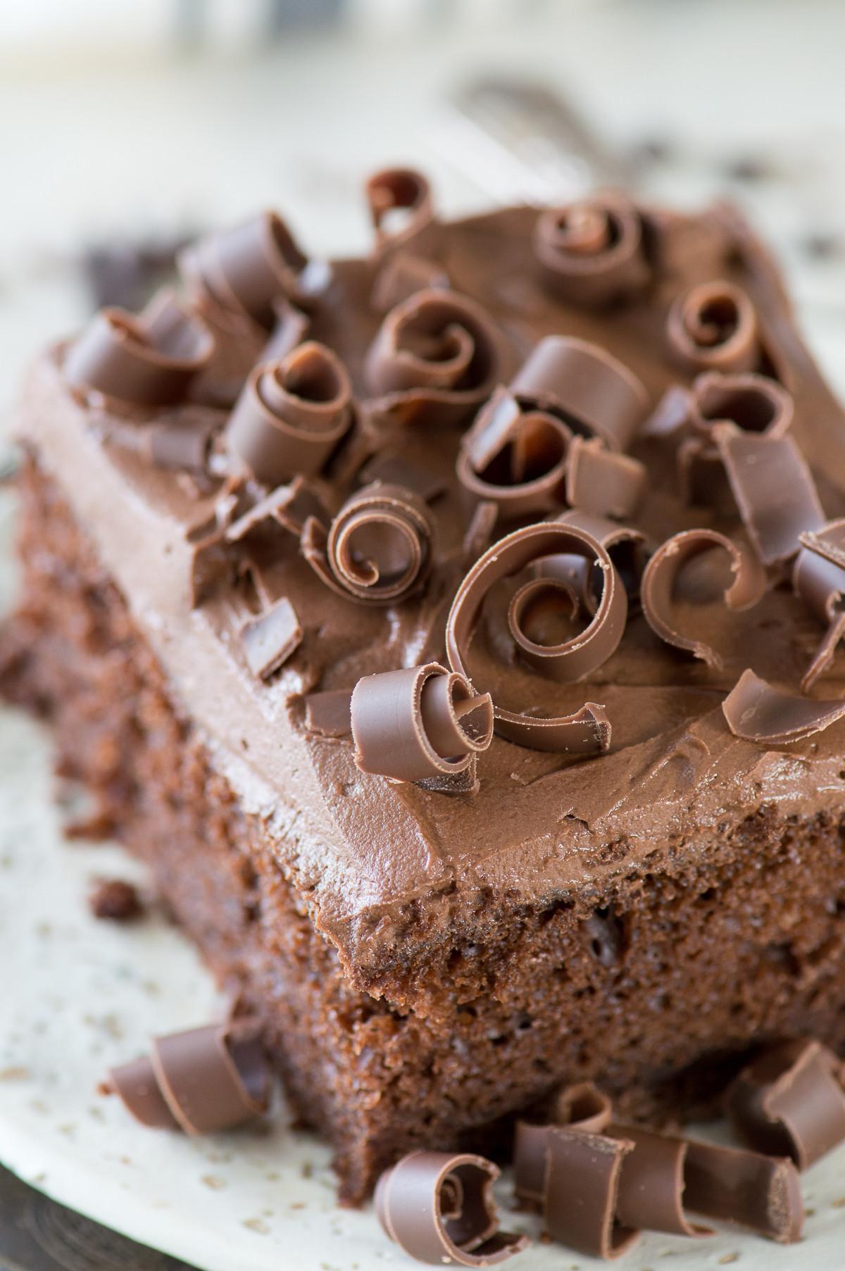 Chocolate Cake Mix Recipes  Doctored Up Chocolate Cake Mix