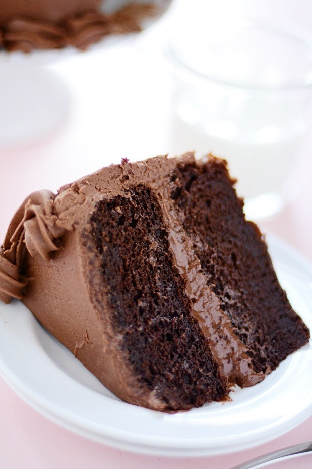 Chocolate Cake Mix Recipes  The Best Doctored Up Cake Mix Cake 4u1s