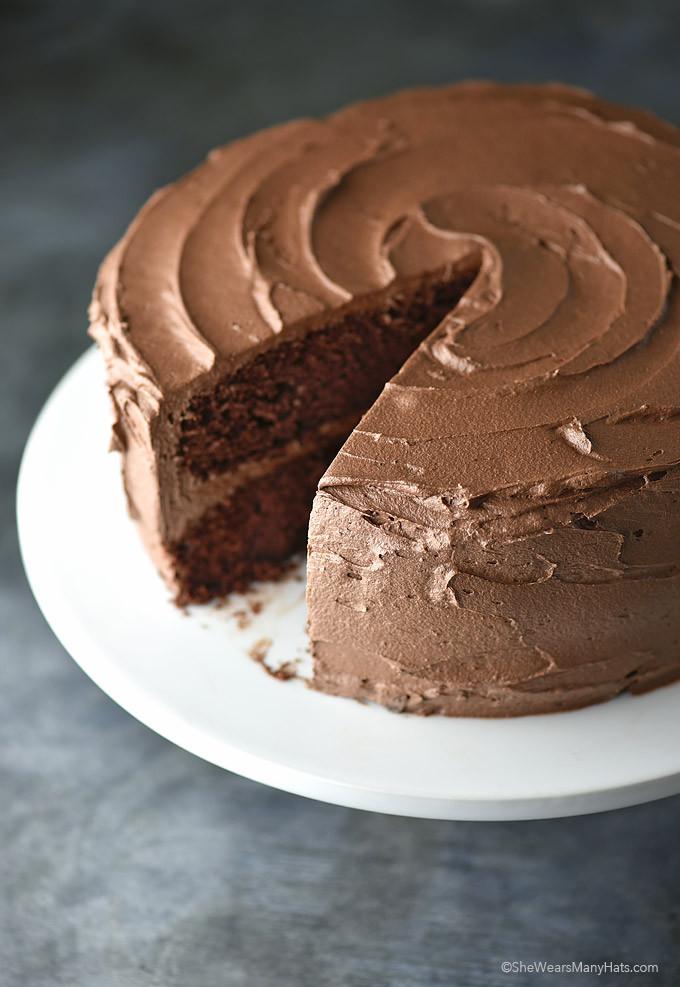 Chocolate Cake Recipe  Perfect Chocolate Cake Recipe
