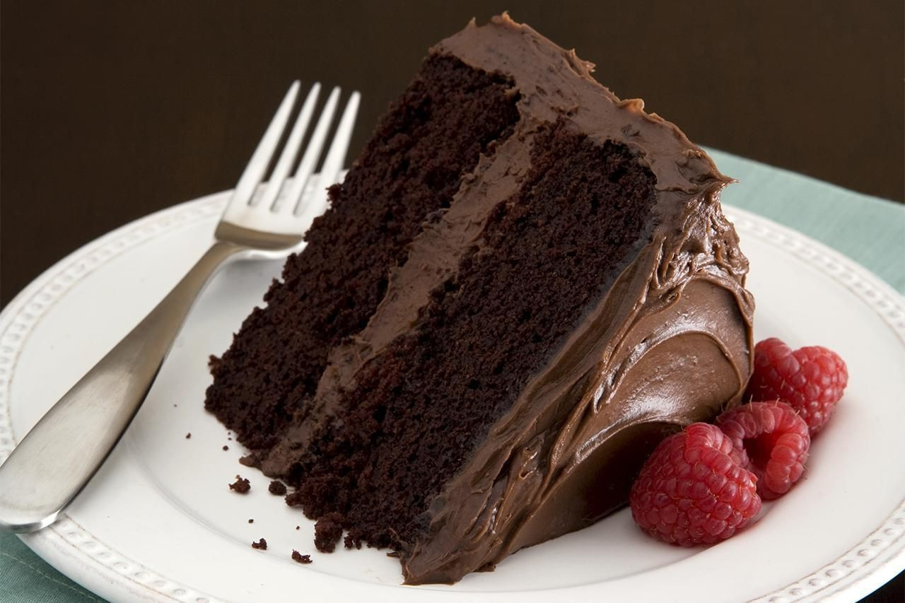 Chocolate Cake Recipe  Easy Eggless Chocolate Cake Recipe