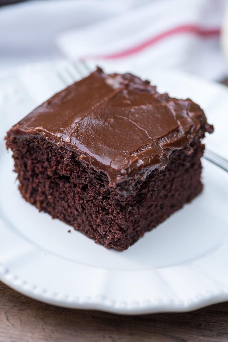 Chocolate Cake Recipe  e Bowl Chocolate Cake