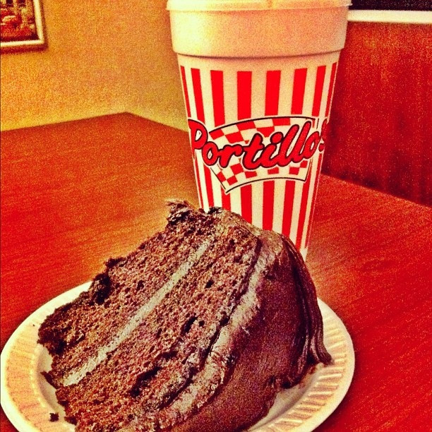Chocolate Cake Shake Portillo'S  97 best images about Portillos on Pinterest