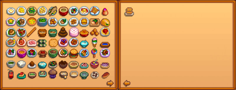Chocolate Cake Stardew Valley  Template Collections Cooking Stardew Valley Wiki