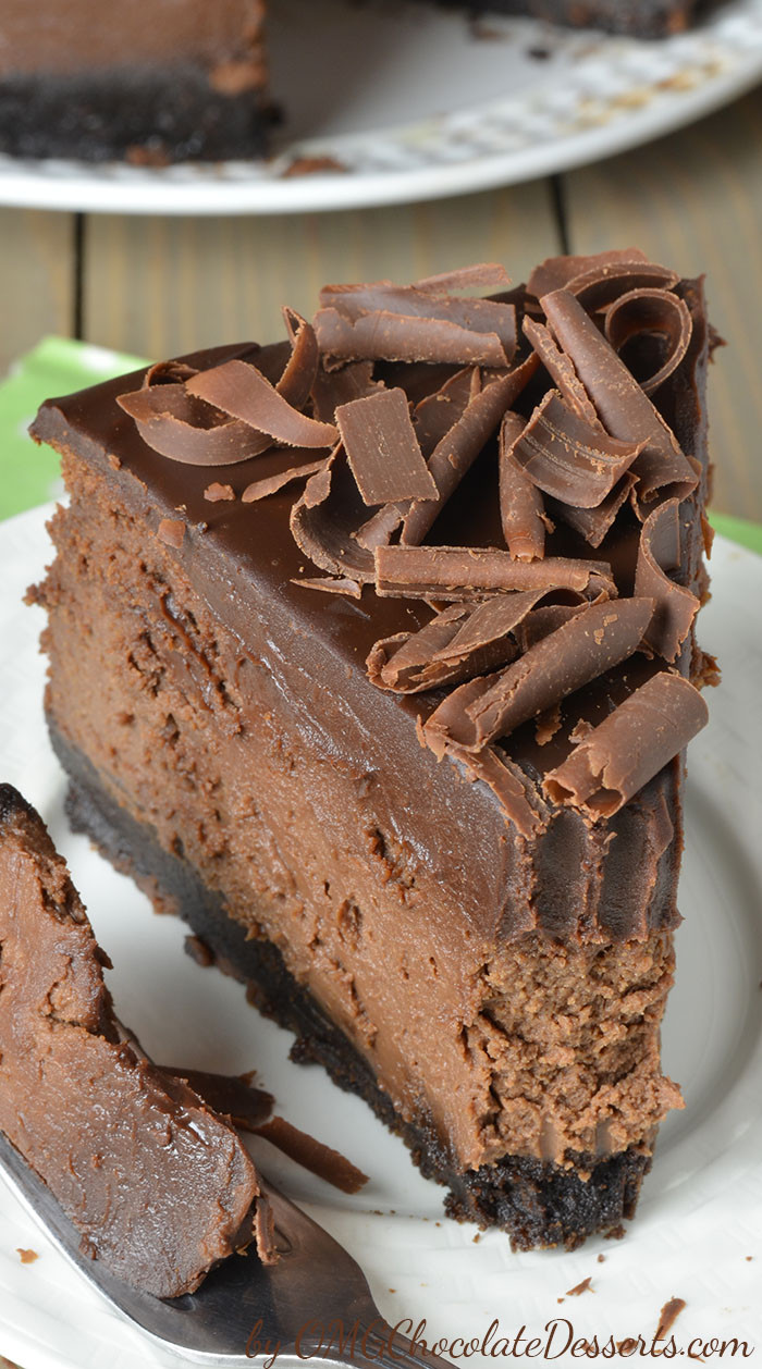 Chocolate Cheese Cake  52 Best Oreo Cheesecake Recipes for 2016