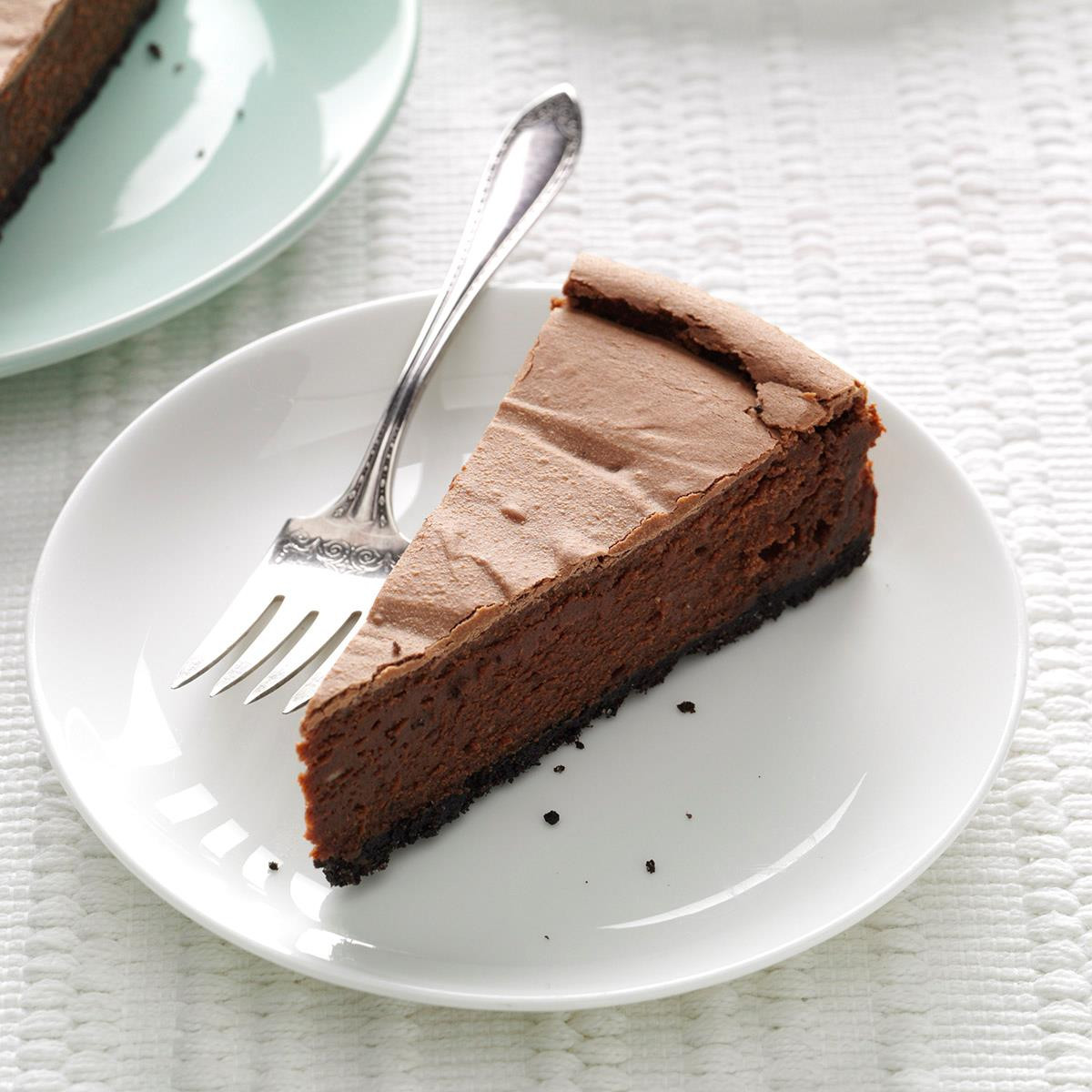 Chocolate Cheese Cake  Chocolate Cheesecake Recipe