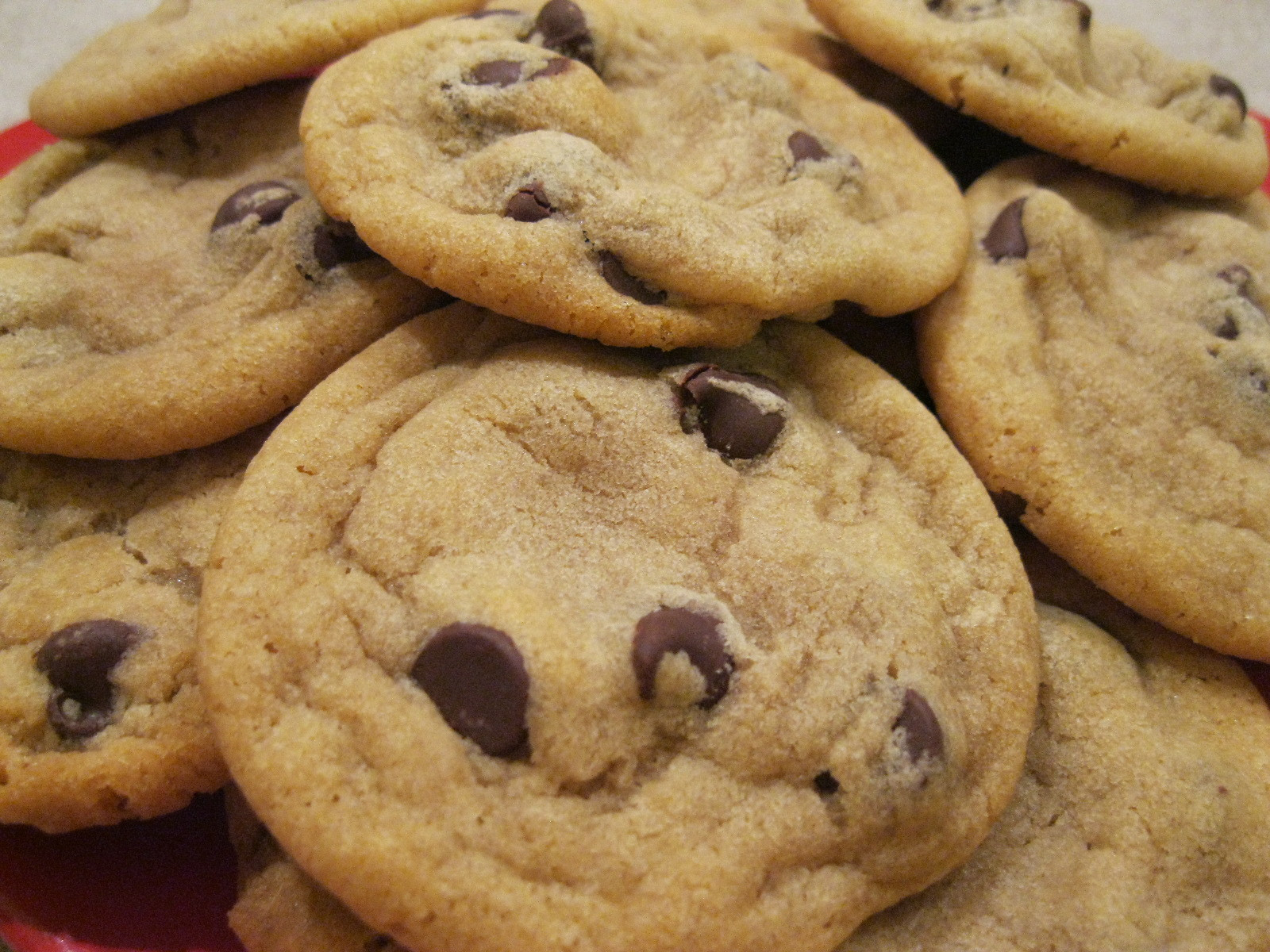 Chocolate Chip Cookies Allrecipes  Hobbling Like An Old Woman Recipe Chewy Chocolate Chip