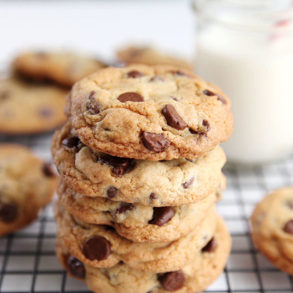 Chocolate Chip Cookies Allrecipes  BEST CHOCOLATE CHIP COOKIE RECIPE EVER