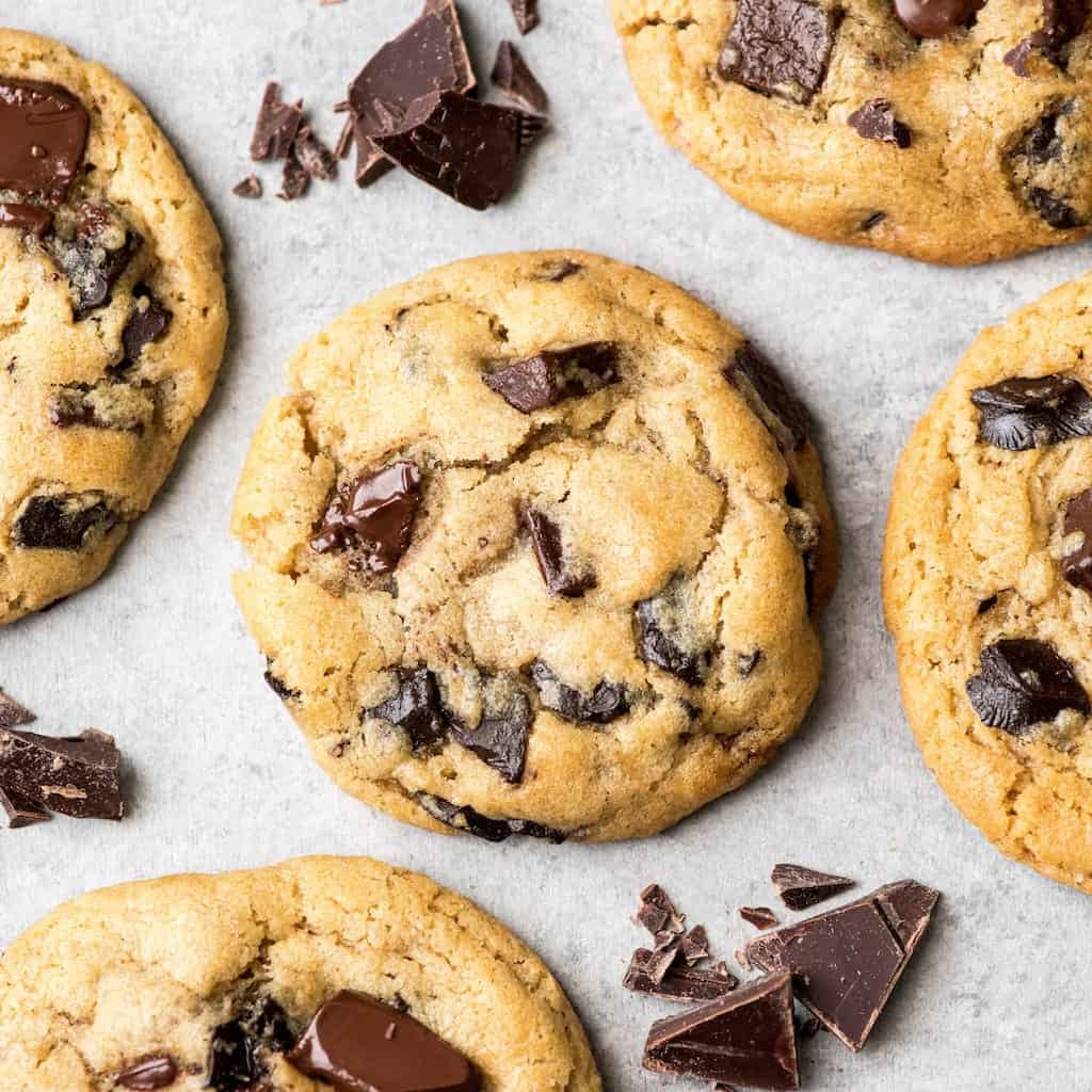 Chocolate Chip Cookies Allrecipes  The Best Chocolate Chip Cookie Recipe Ever JoyFoodSunshine
