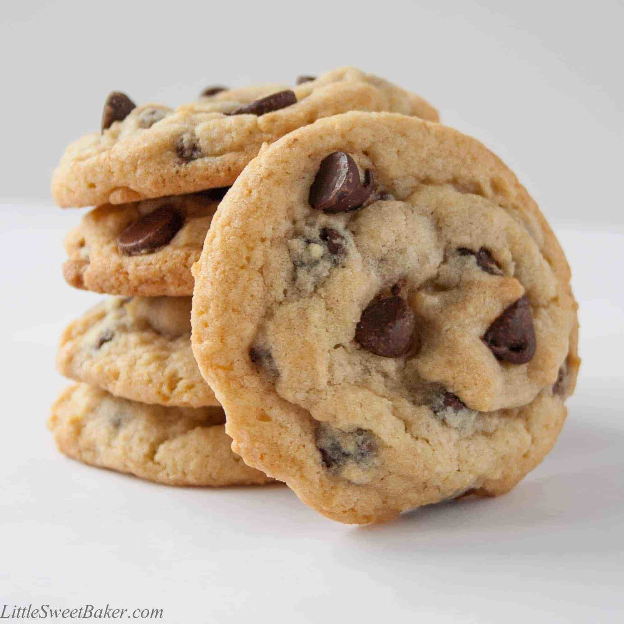 Chocolate Chip Cookies Allrecipes  Best Chocolate Chip Cookies Little Sweet Baker