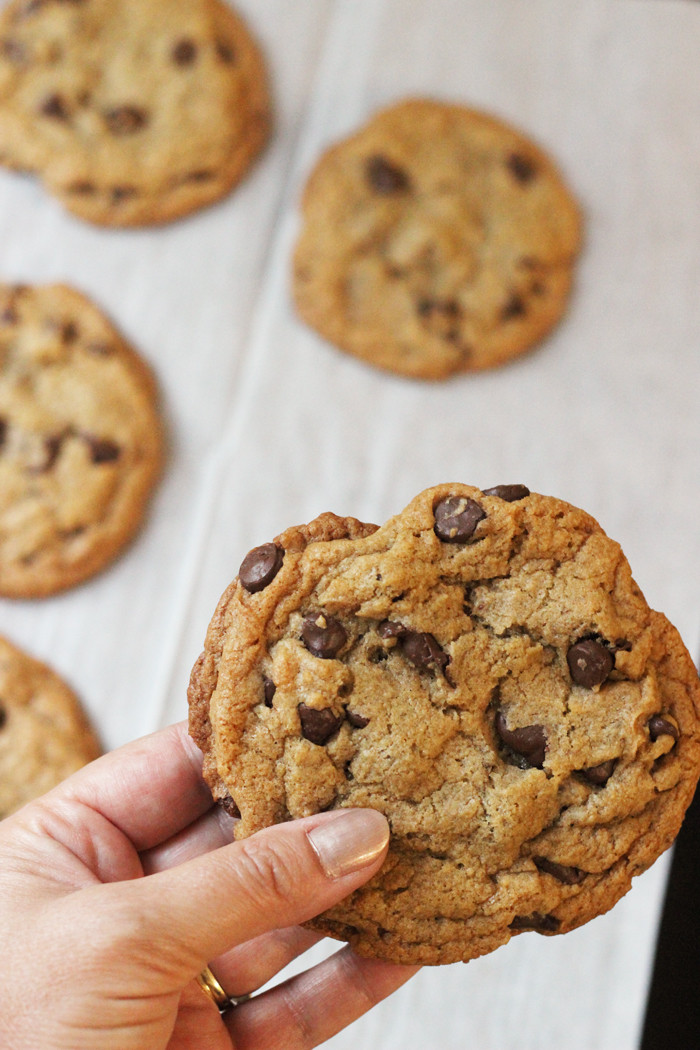 Chocolate Chip Cookies Allrecipes  chewy chocolate chip cookies