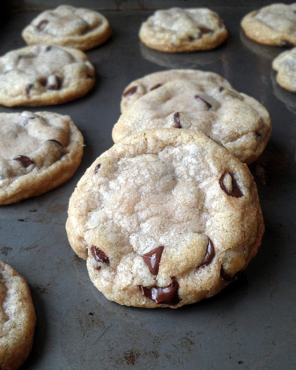 Chocolate Chip Cookies With Coconut Oil  Coconut Oil Chocolate Chip Cookies – LeelaLicious
