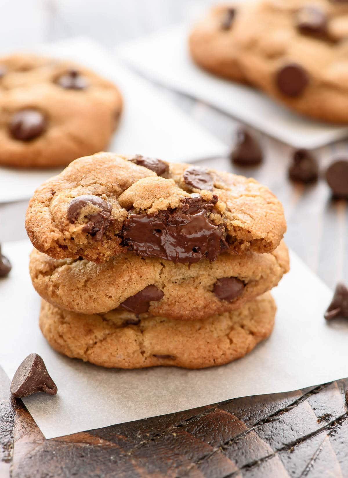Chocolate Chip Cookies With Coconut Oil  Chocolate Chip Coconut Oil Cookies