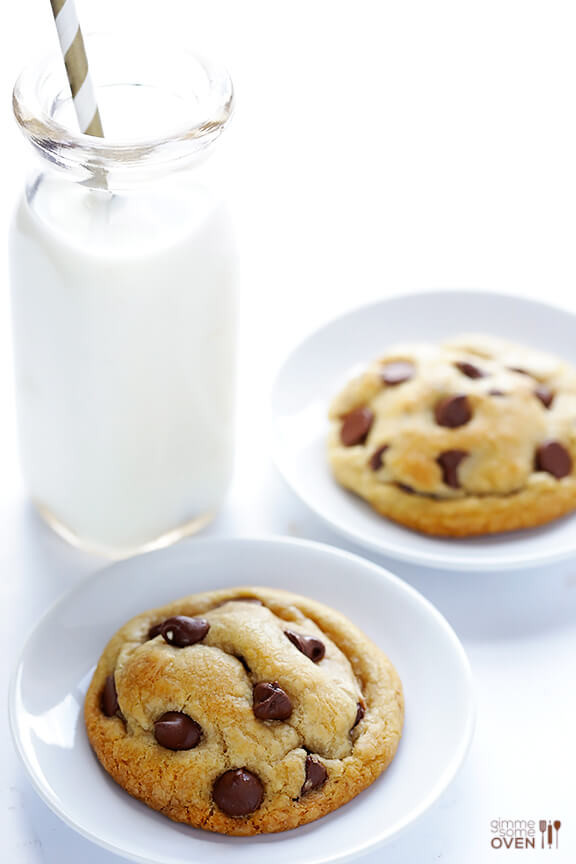 Chocolate Chip Cookies With Coconut Oil  Coconut Oil Chocolate Chip Cookies