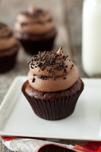 Chocolate Chip Cupcakes  Chocolate Chip Cupcakes My Baking Addiction