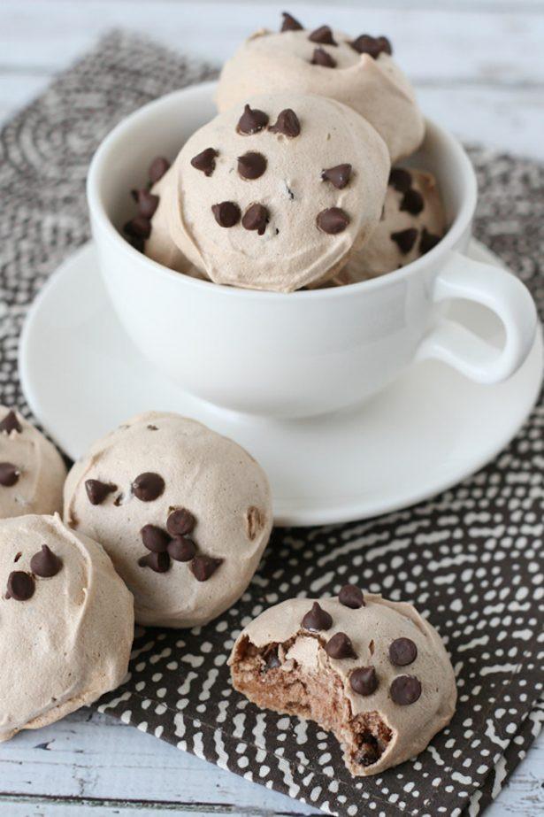 Chocolate Chip Meringue Cookies  25 Best Chocolate Chip Cookie Recipes