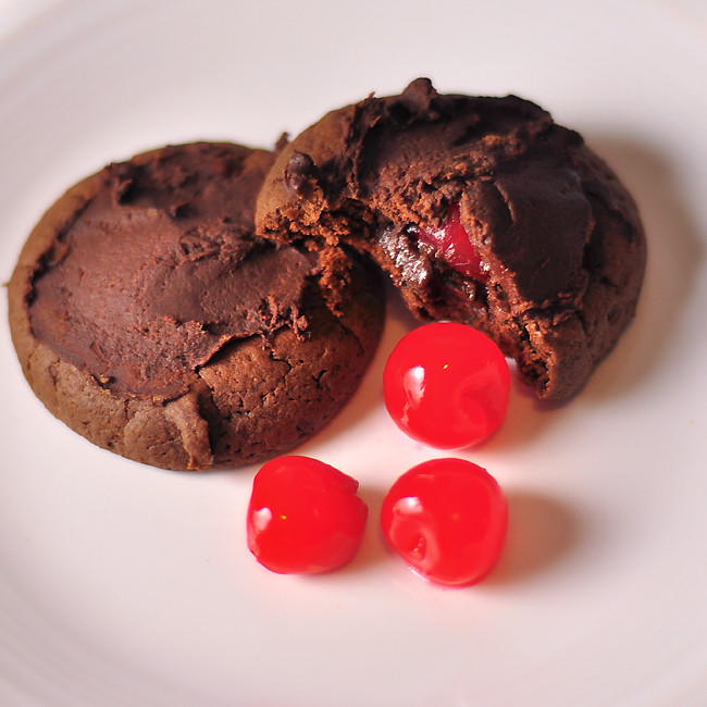 Chocolate Covered Cherry Cookies  Chocolate Covered Cherry Cookies Recipe