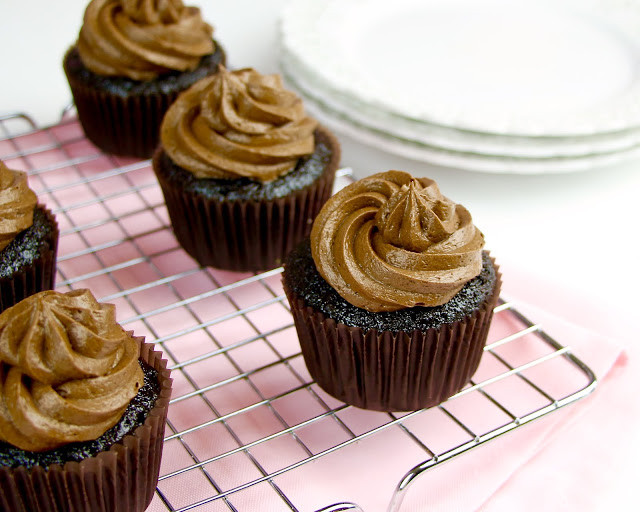 Chocolate Cupcakes From Scratch  VIDEO THE BEST Chocolate Cupcakes from Scratch Lindsay