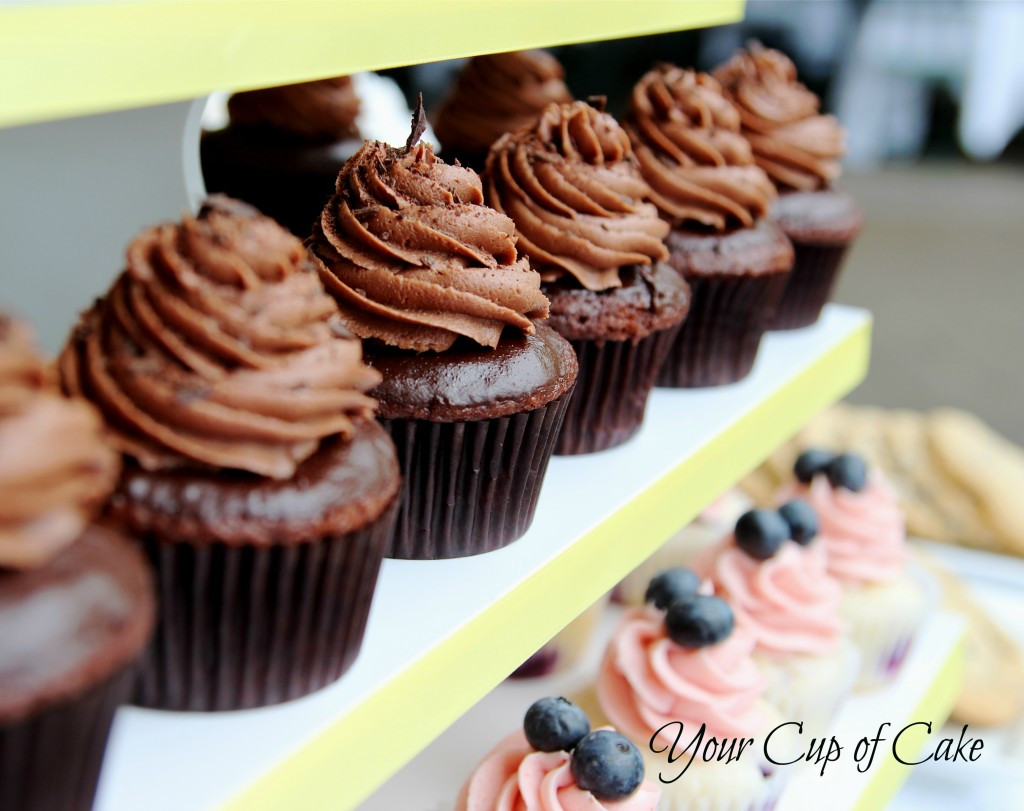 Chocolate Cupcakes Recipe  My Favorite Chocolate Cupcake Your Cup of Cake