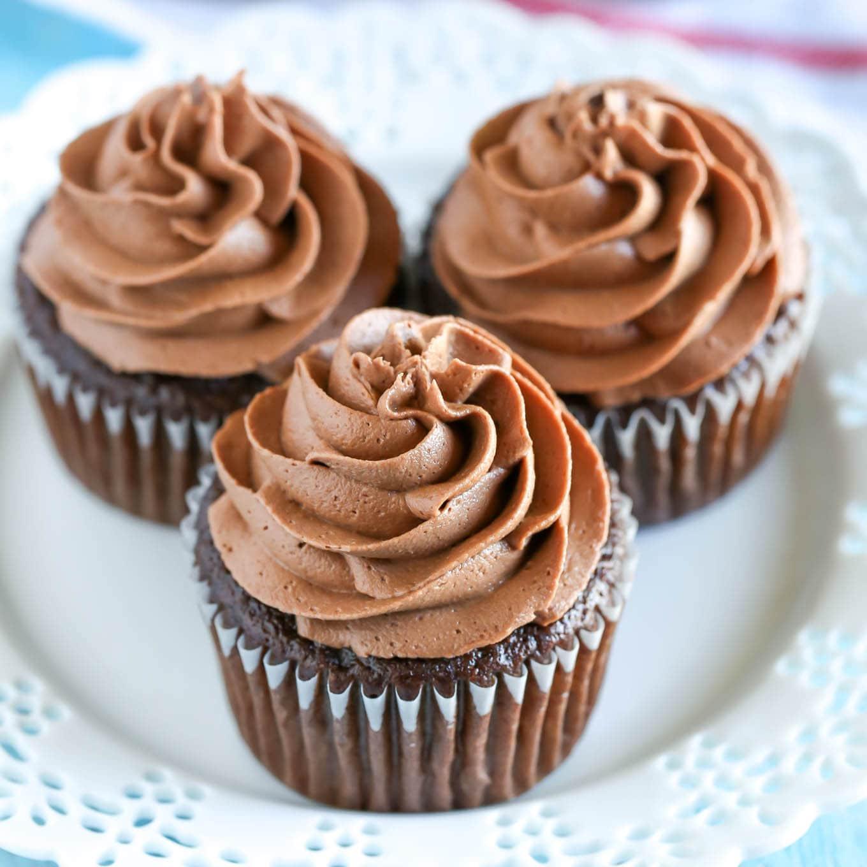 Chocolate Cupcakes Recipe  Chocolate Cupcakes Recipe Live Well Bake ten