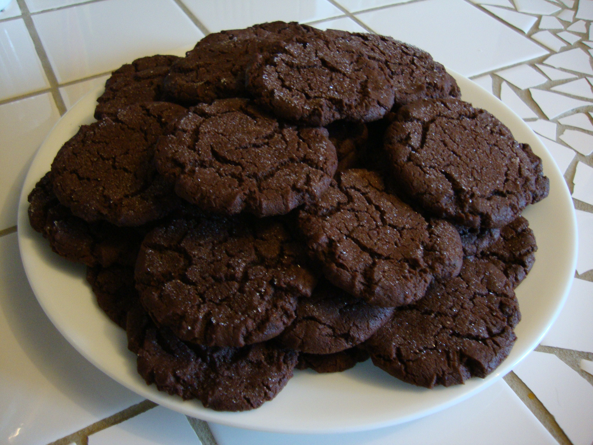 Chocolate Fudge Cookies  Chocolate Fudge Cookies Celiac Disease Foundation