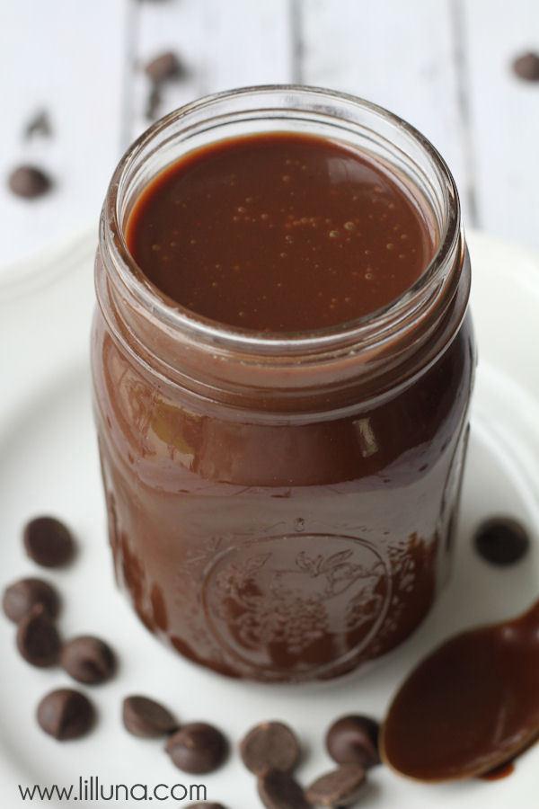 Chocolate Fudge Sauce  Chocolate Fudge Sauce