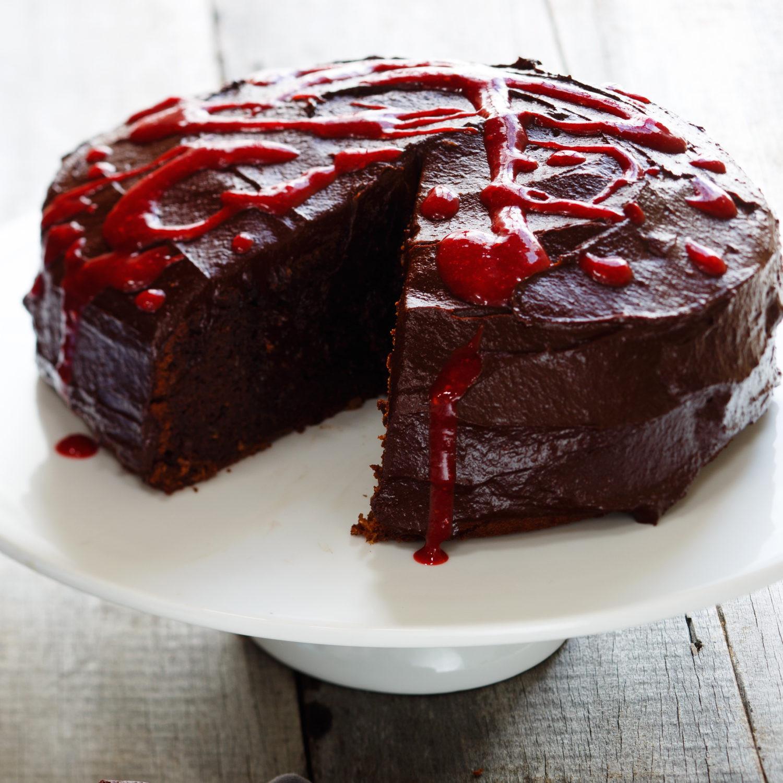 Chocolate Ganache Cake  Chocolate ganache cake dairy free