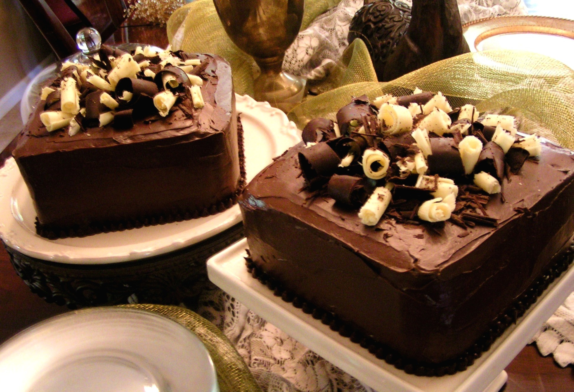 Chocolate Ganache Cake  Chocolate Ganache Cake 2 0 Pretty Hungry