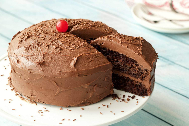 Chocolate Ganache Cake  Gluten Free Chocolate Cake Loving It Vegan