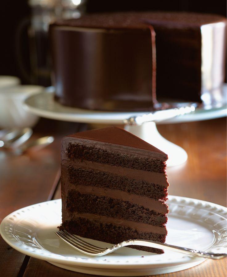 Chocolate Ganache Cake  whole foods chocolate ganache cake