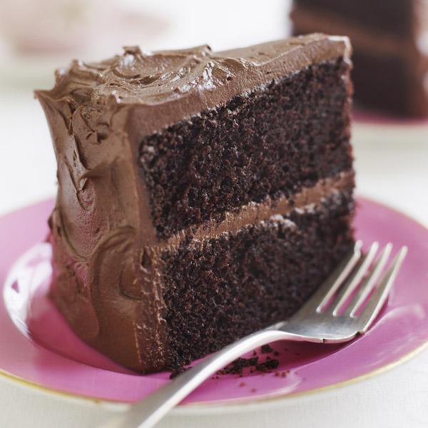 Chocolate Guinness Cake  Chocolate Guinness cake Chatelaine