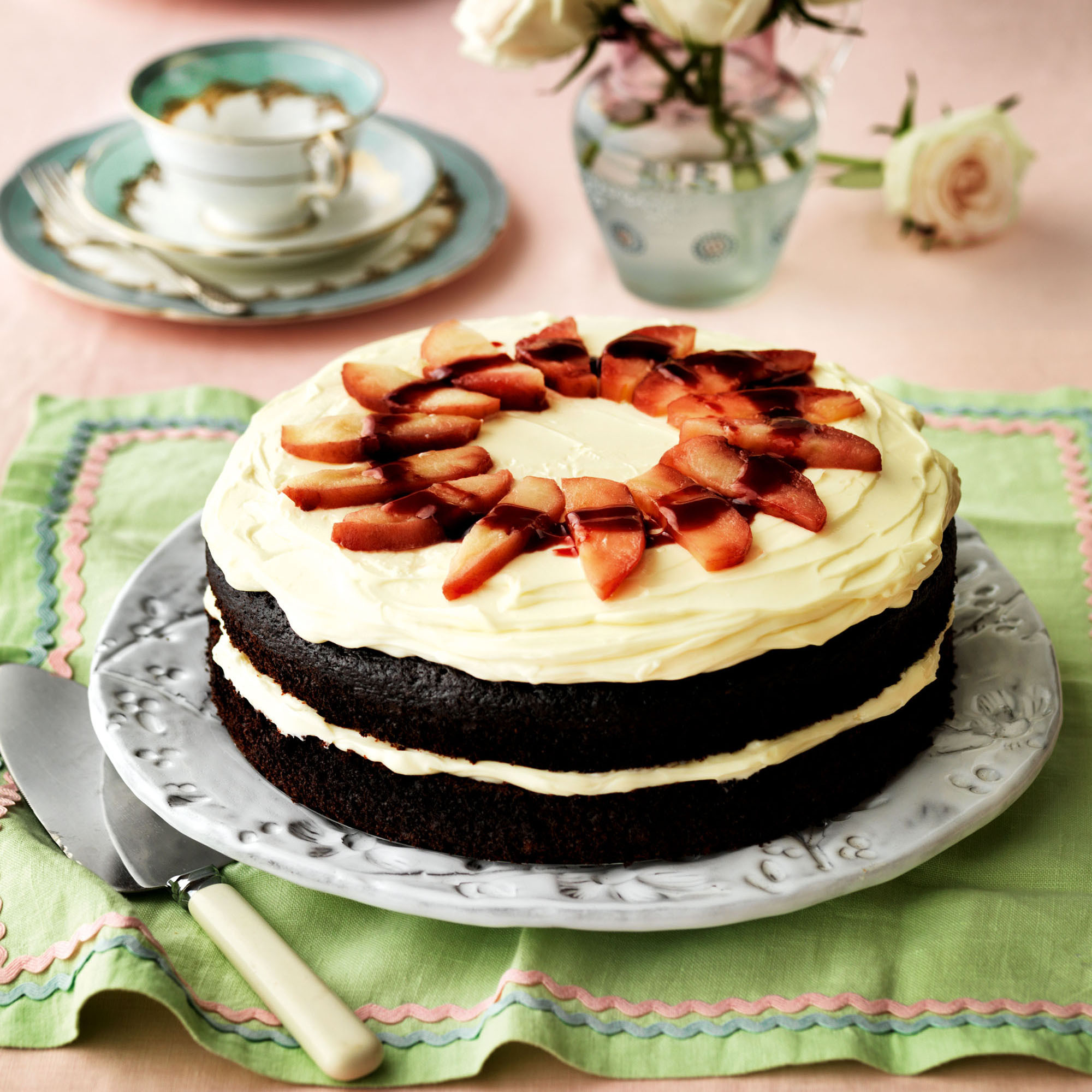 Chocolate Guinness Cake  Chocolate Guinness Cake Woman And Home