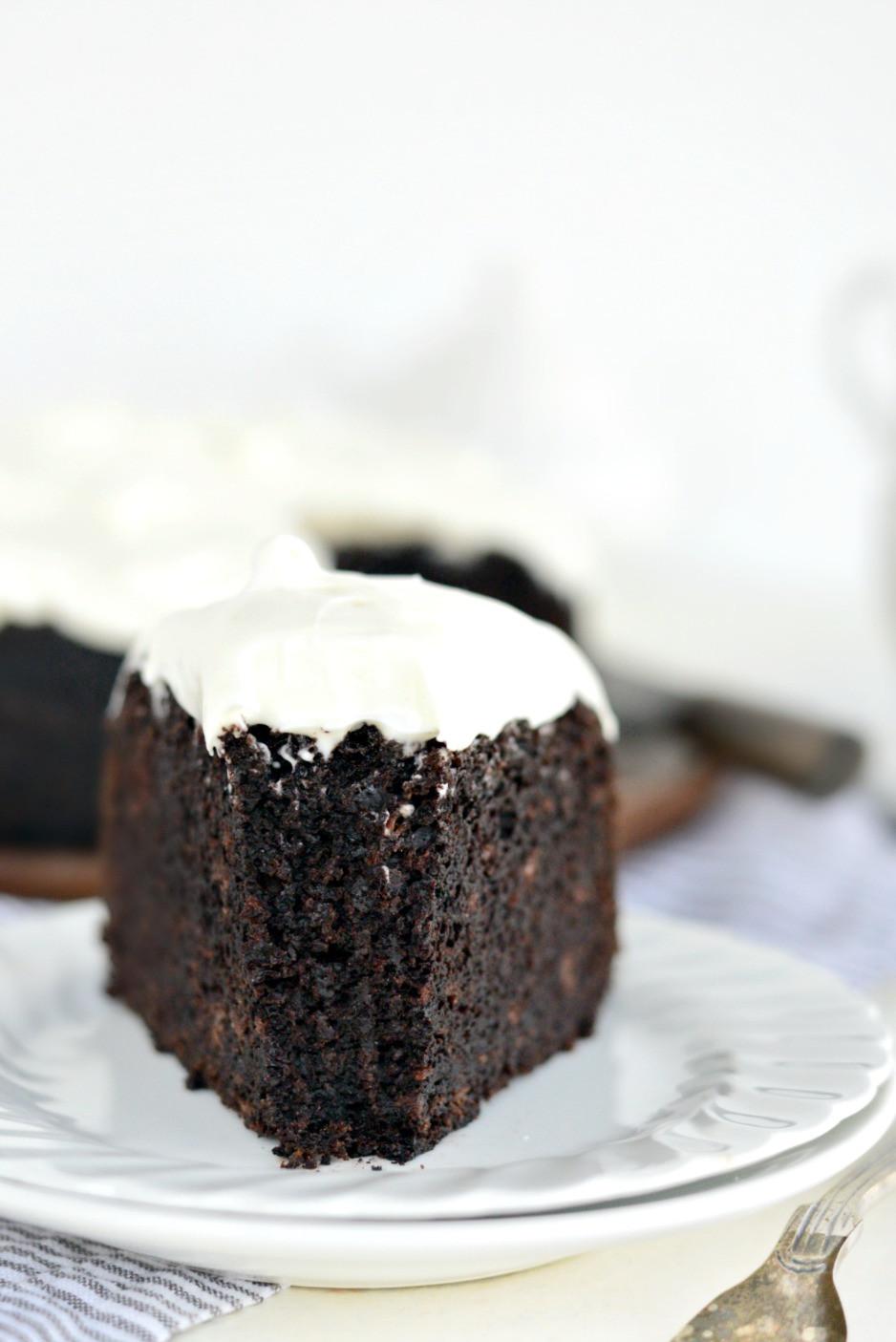 Chocolate Guinness Cake  Nigella's Chocolate Guinness Cake
