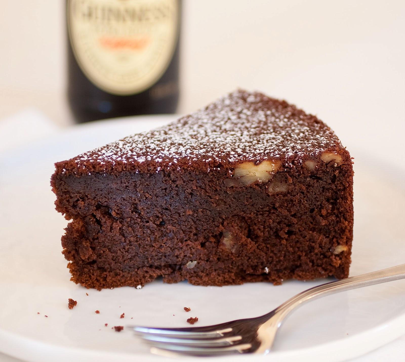 Chocolate Guinness Cake  Tish Boyle Sweet Dreams Chocolate Guinness Cake – St